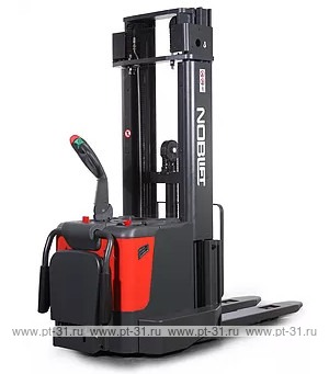 Самоходный штабелер с платформой Noblelift PS 20 (36-DX)